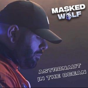 موزیک ویدیو Masked Wolf - Astronaut In The Ocean با زیرنویس فارسی