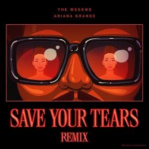 موزیک ویدیو ریمیکس he Weeknd & Ariana Grande - Save Your Tears (Remix) با زیرنویس فارسی