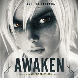 موزیک ویدیو League of Legends - Awaken ft. Valerie Broussard ( با زیرنویس فارسی