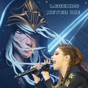 موزیک ویدیو Legends Never Die (ft. Against The Current) با زیرنویس
