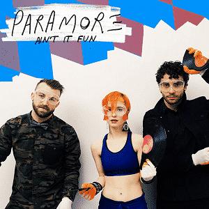 موزیک ویدیو Paramore - Ain't It Fun با زیرنویس