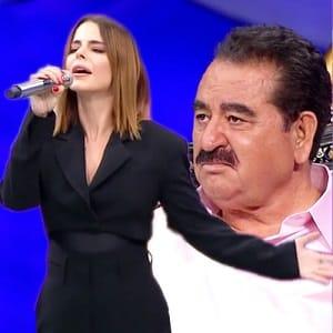 اجرای زنده Simge Sagın - Kal Benim icin - ibo show با زیرنویس فارسی