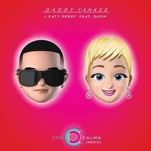اجرای زنده ریمیکس Daddy Yankee + Katy Perry Feat. Snow - Con Calma با زیرنویس