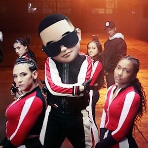 موزیک ویدیو Daddy Yankee & Snow - Con Calma با زیرنویس