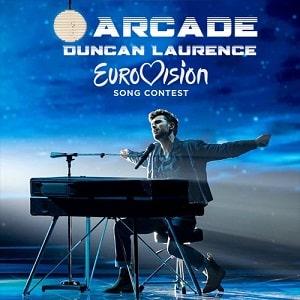 اجرای زنده Duncan Laurence - Arcade - Grand Final - Eurovision 2019 با زیرنویس