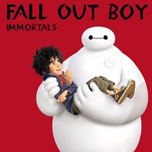 موزیک ویدیو Fall Out Boy - Immortals با زیرنویس