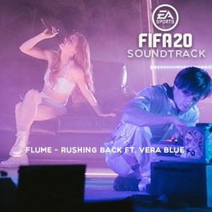 موزیک ویدیو Flume - Rushing Back ft. Vera Blue با زیرنویس