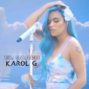 موزیک ویدیو KAROL G - EL BARCO با زیرنویس