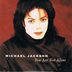 دانلود موزیک ویدیو Michael Jackson - You Are Not Alone با زیرنویس