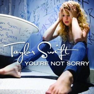 اجرای زنده Taylor Swift - You re Not Sorry با زیرنویس