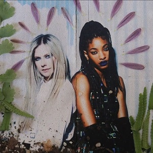 موزیک ویدیو WILLOW & Avril Lavigne - G R O W با زیرنویس