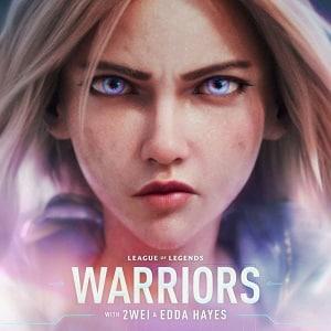 موزیک ویدیو Warriors - League of Legends (ft. 2WEI and Edda Hayes) با زیرنویس