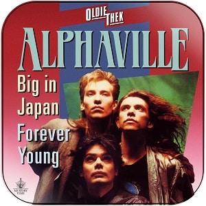 موزیک ویدیو Alphaville - Big In Japan با زیرنویس