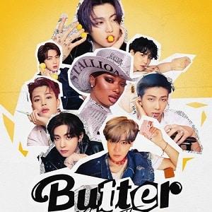 موزیک ویدیو BTS - Butter (feat. Megan Thee Stallion) با زیرنویس