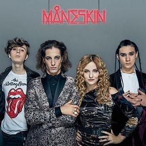 اجرای زنده Maneskin - Beggin با زیرنویس
