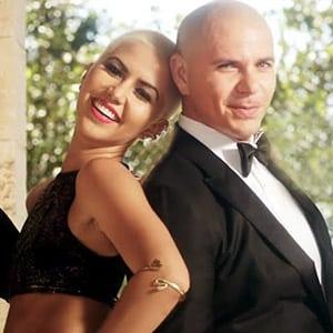 موزیک ویدیو Pitbull - Wild Wild Love ft. G.R.L با زیرنویس