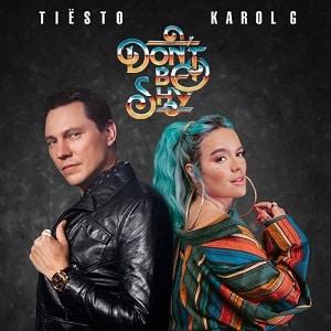 موزیک ویدیو Tiesto & Karol G - Don't Be Shy با زیرنویس فارسی