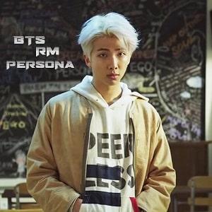 موزیک ویدیو BTS - RM - PERSONA با زیرنویس
