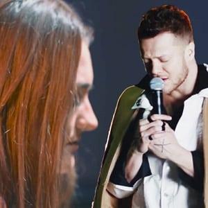 کاور آهنگ Imagine Dragons - Bad Liar (Acoustic Cover) by Anna Hamilton با زیرنویس
