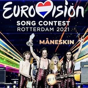 اجرای زنده Maneskin - Zitti E Buoni - Italy - Grand Final - Eurovision 2021 با زیرنویس