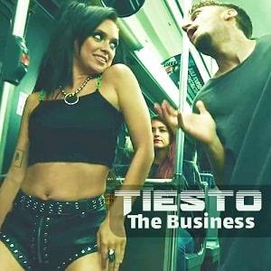 موزیک ویدیو Tiesto - The Business با زیرنویس