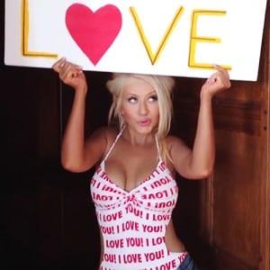 موزیک ویدیو Christina Aguilera - Let There Be Love با زیرنویس فارسی