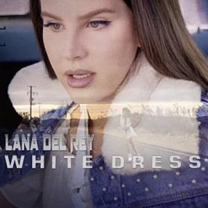 موزیک ویدیو Lana Del Rey - White Dress با زیرنویس